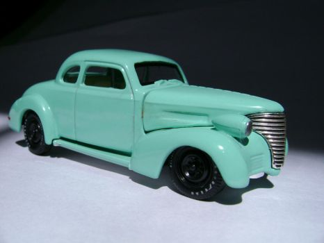 Yatming - Custom 1939 Chevy Coupe by prorider