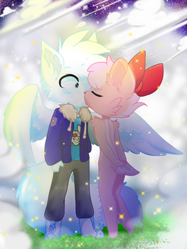 Almost felt like heaven -PC- by CheiloQuinones