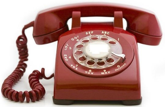 Rotary Phone by 80sUnleashed