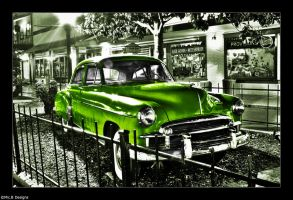 HDR :: Old Town Chevrolet by MicBDesigns