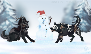 .:: Felv Secret Santa ::. by Pathea