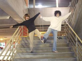 DEATH NOTE THE MUSICAL by oujiyuki