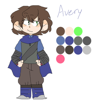 Avery color ref by TheCatQueen10