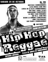 tocata hiphop reggae en Chimba by doghead