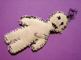 Voodoo Doll 2 by punksafetypin