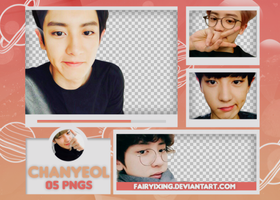 [PNG PACK #554] Chanyeol - EXO (Selcas) by fairyixing