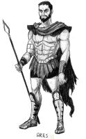 Ares by Mbecks14