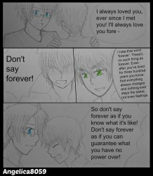 There's no such thing as forever. by florano