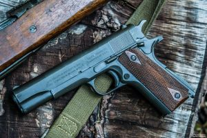 Colt 1911 A1 1944 Production by spaxspore