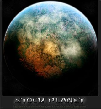 Stock Planet 1 by Superiorgamer
