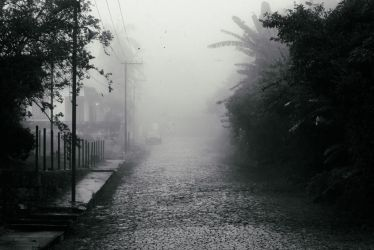 I lost myself among empty streets... by AtEternitysGate