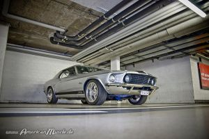 69Mustang Coupe by AmericanMuscle