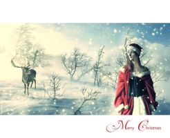Merry Xmas to all my DA friends by pareeerica