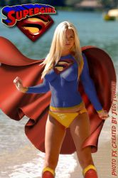 Supergirl 007 by tomray