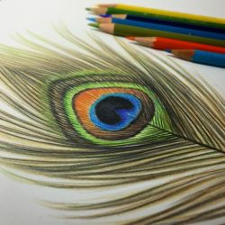 YouTube Tutorial: Colored Pencil Techniques  by markcrilley