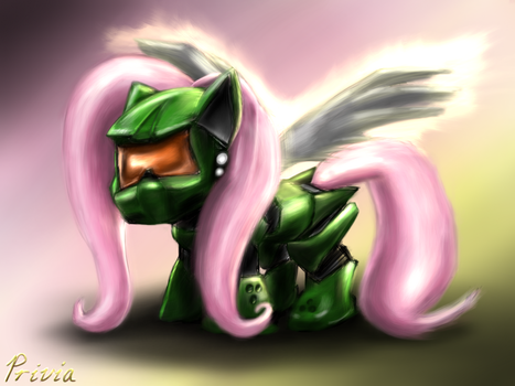 Green isn't Your Color by Privia