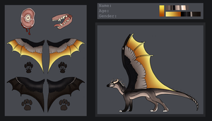 Dragon Design Auction [CLOSED] by TheAdoptArtist