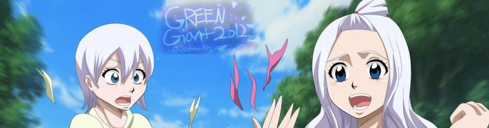 Fairy tail lisanna and mirajane (Full on tumblr) by greengiant2012