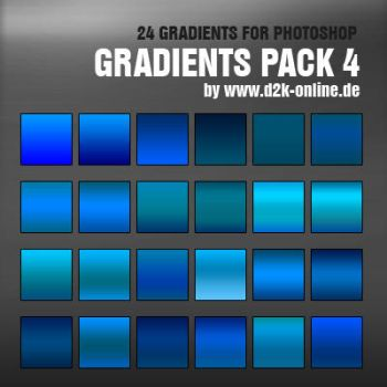 24 GradientPack 4 - FREE by dude2k