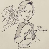 Bill Denbrough The Losers Club by mike-phantogram