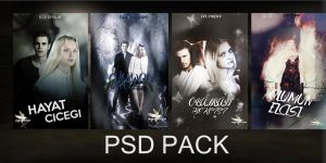 PSD PACK by magicalsteps