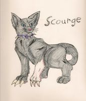 Scourge Leader of Bloodclan by AkityMH
