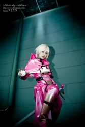 Guilty Gear X Cosplay 1 by Kiseon