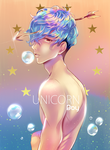 Unicorn Boy by Sukihi