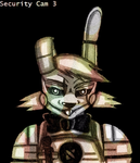 Refurbished Springtrap by Darkest-of-Days