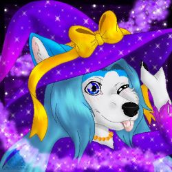 Witchy Min icon by minda19
