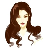 Asami doodle painting thing by gitchoo