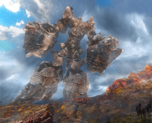 EARTH COLOSSUS - ANIMATION by SOULSSHINE