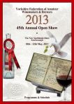 2013 Show Schedule Cover by PaulineMoss