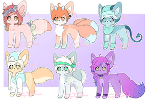 (CLOSED) cheeb adopts! by westiefest