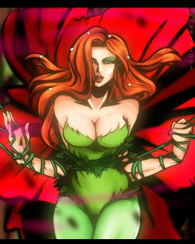 Poison Ivy by annria2002
