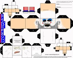 Captain Spaulding Cubee by ManosHandsofFate