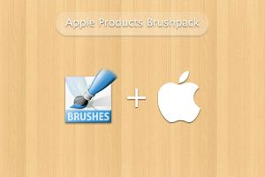 Apple Products Brushpack by eveofthorn