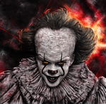 IT - Pennywise by p1xer