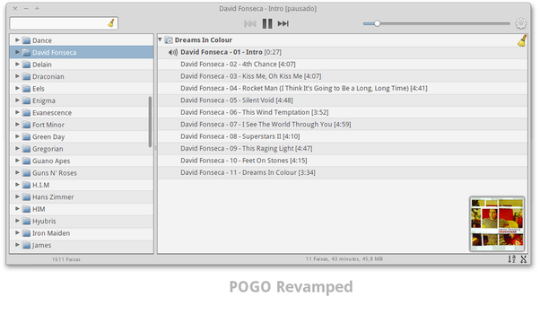 Pogo revamped by theSubsidal