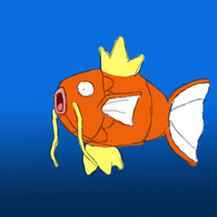 Greatest Magikarp Gif Ever by BubblezwithaZ