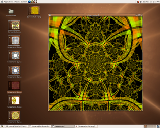 here is a fractal - 22 by dbqpdb