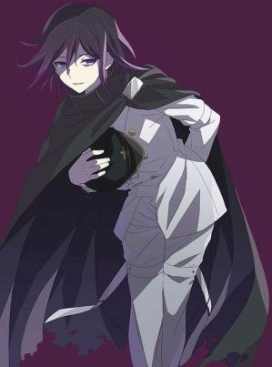 Hours  Minutes  Seconds  - Kokichi Ouma x Reader by nativetohell on