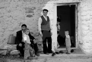 The Villagers by Mcnicky