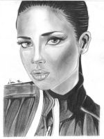 Adriana Lima by NoorAl-h