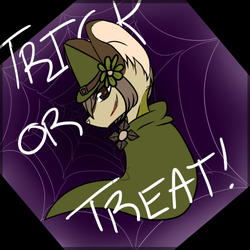 [DTMAY] What Do You Mean It's Not Halloween Yet by Hollow-Jack