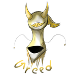 Greed by RavenHaywire