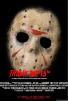Friday the 13th 2009 Poster 1 by policegirl01