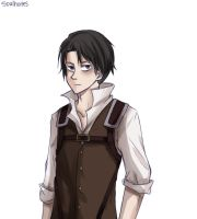 Levi by soulhates