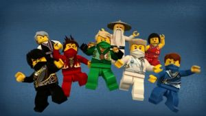 Lego Ninjago Rebooted Characters by Sweater01
