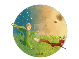 Le Petit Prince by ChocoHal
